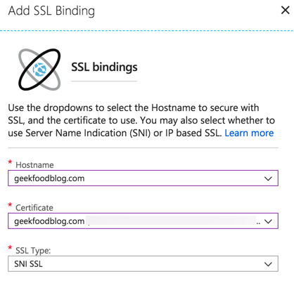 Azure Extension 13